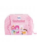 bebe Geschenkpackung Winterfreundinnen Подарочный набор для девочек с витамином Е и маслом кокоса.