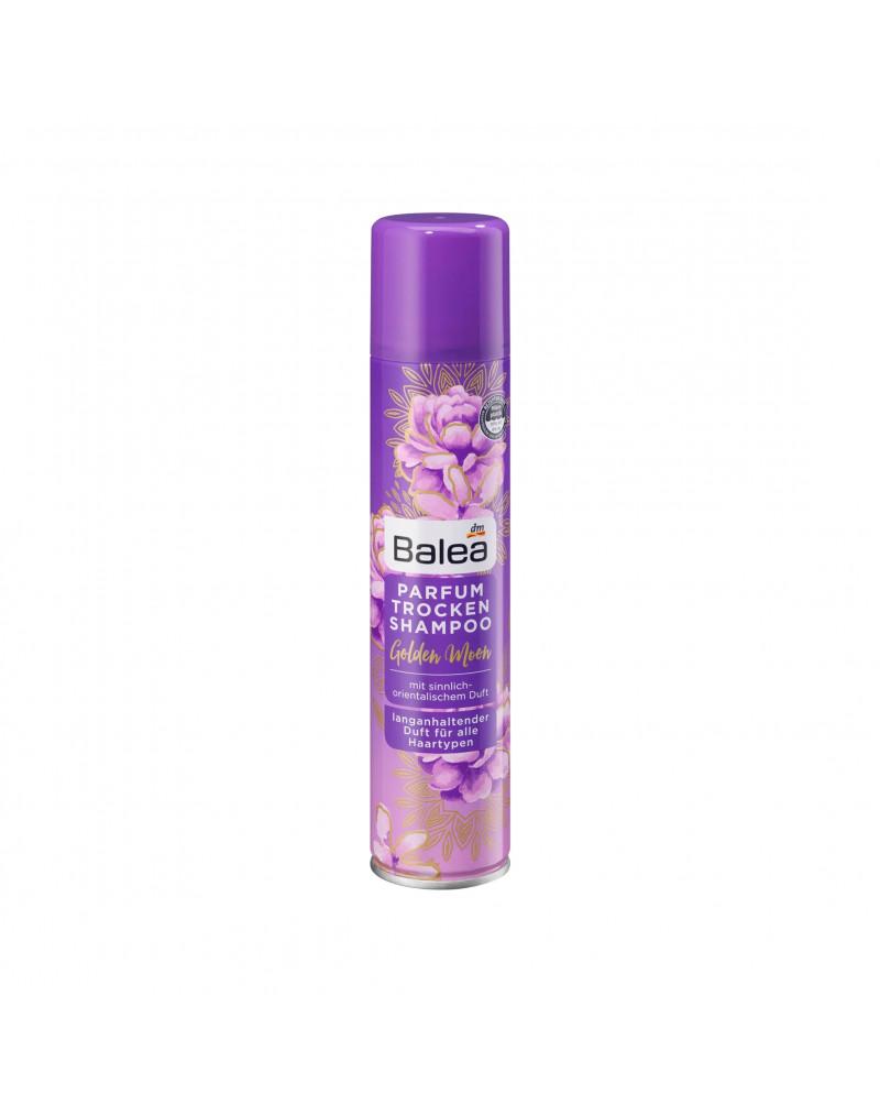 Parfum Trockenshampoo Golden Moon Сухой шампунь для волос с ароматом цветов и фруктов, 200 мл.