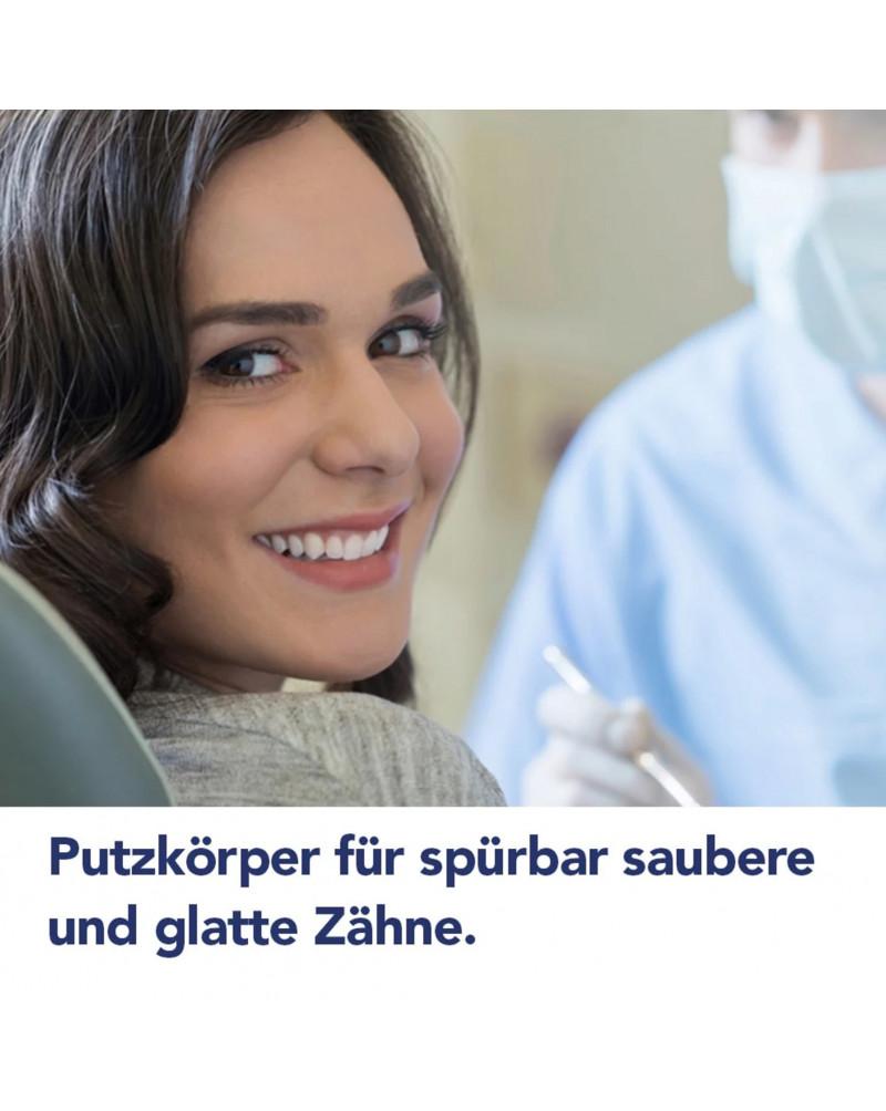 Zahnpasta Intensivreinigung Зубная паста с фторидом амина для интенсивного очищения зубов, 50 мл.