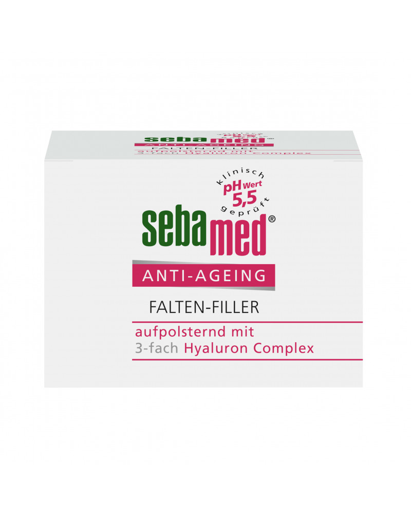 sebamed Tagescreme Anti-Ageing Falten-Filler Крем - филлер против морщин, 50 мл.