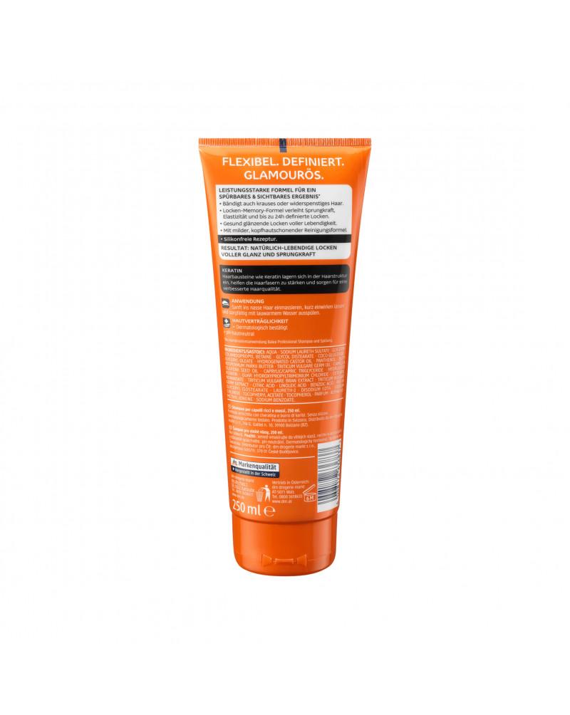 Shampoo Traumlocken Шампунь для кудрявых волос с кератином и маслом ши, 250 мл