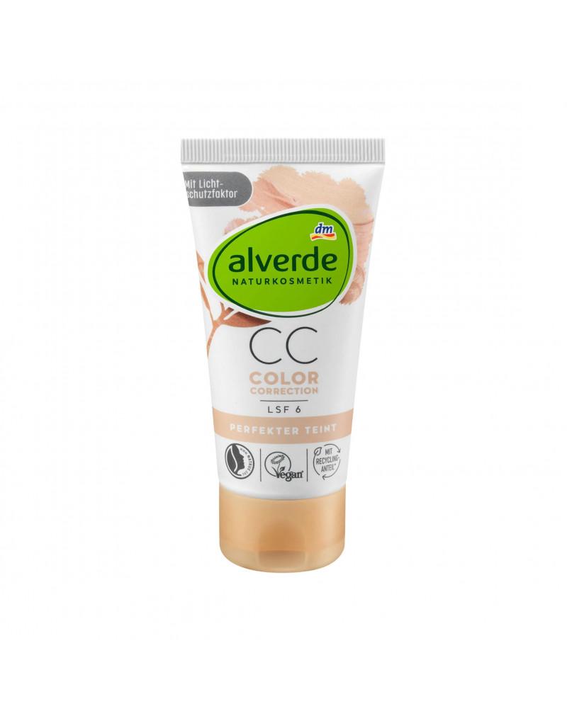 Jede Haut CC Cream Тонирующий СС - крем для лица, 50 мл.