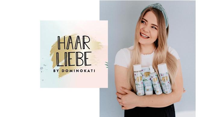 Натуральный уход за волосами от бренда  Haarliebe by DominoKati